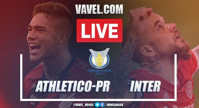 Gols e melhores momentos para Athletico-PR 0 x 0 Internacional pelo Campeonato Brasileiro