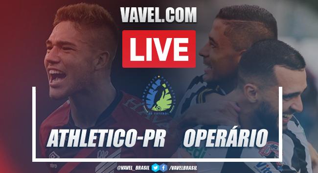 Gols e melhores momentos de Athletico-PR 0 x 4 Operário pelo Campeonato Paranaense