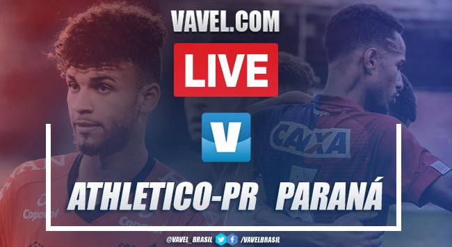 Gols e melhores momentos de Athletico-PR 1 x 1 Paraná pelo Campeonato Paranaense 2020