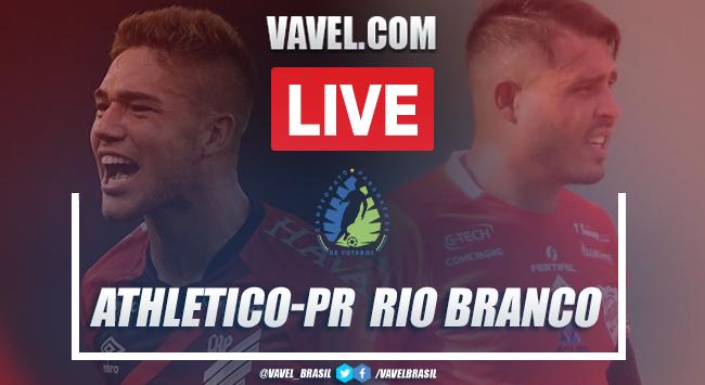 Gols e melhores momentos de Athletico-PR 2 x 0 Rio Branco-PR no Campeonato Paranaense 2021