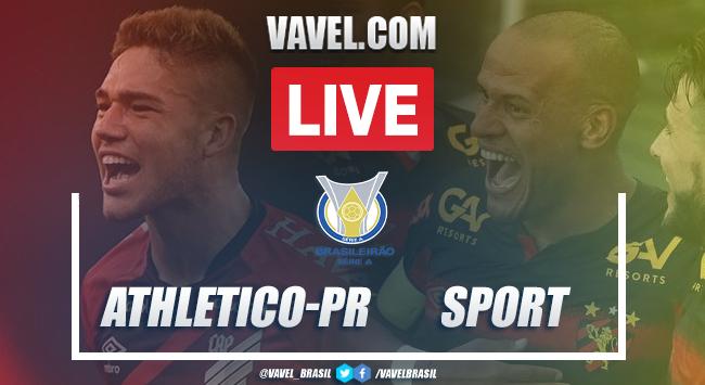 Gols e melhores momentos de Athletico-PR 2 x 0 Sport pelo Campeonato Brasileiro 2020