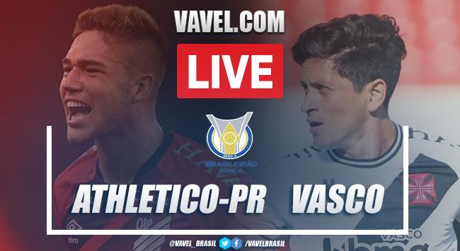 Melhores momentos Athletico-PR 3 x 0 Vasco pelo Campeonato Brasileiro