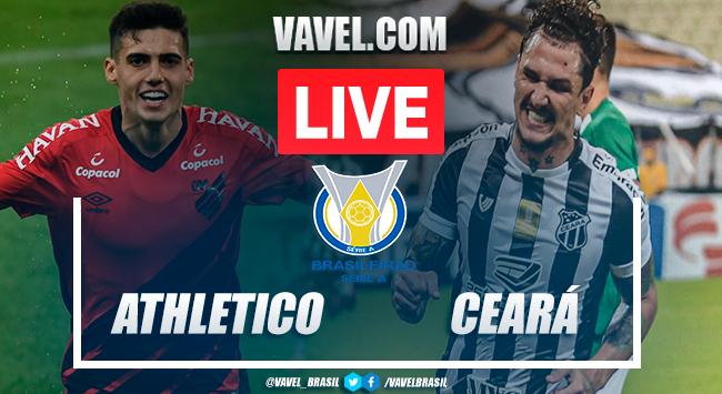 Melhores momentos de Athletico-PR 0 x 0 Ceará pelo Campeonato Brasileiro 2020