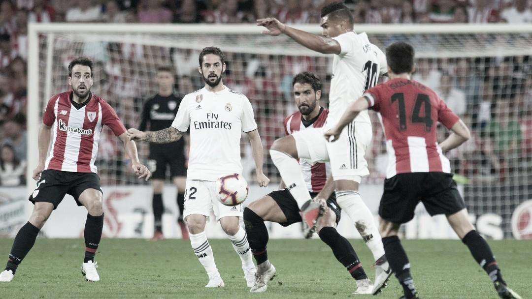 El Madrid, antes del Barça