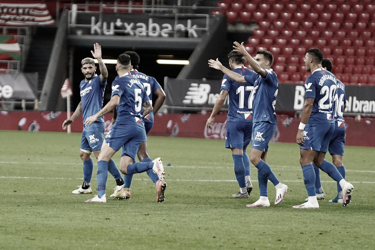 Banega marca, dá assistência e comanda virada do Sevilla contra Athletic Bilbao