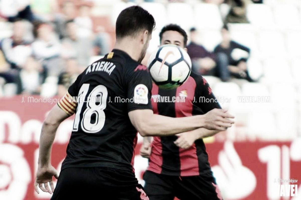 Atienza confirma su fracaso en Soria fichando por el Zaragoza