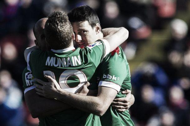 Liga BBVA: Athletic vence Levante
