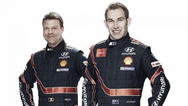 """Chris Atkinson: """"Quiero estar en el WRC"""""""