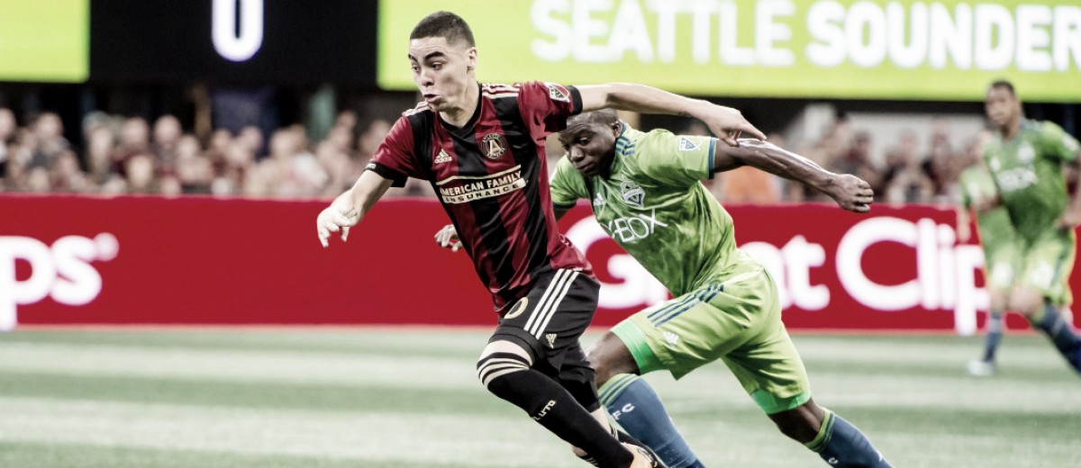 Seattle Sounders FC earn credible draw against Atlanta United FC