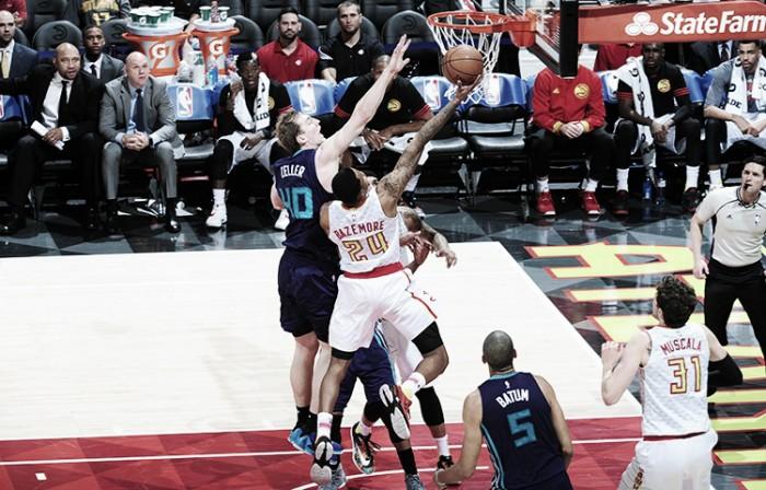 Nba, Atlanta spegne gli Hornets. I Raptors cadono a Detroit