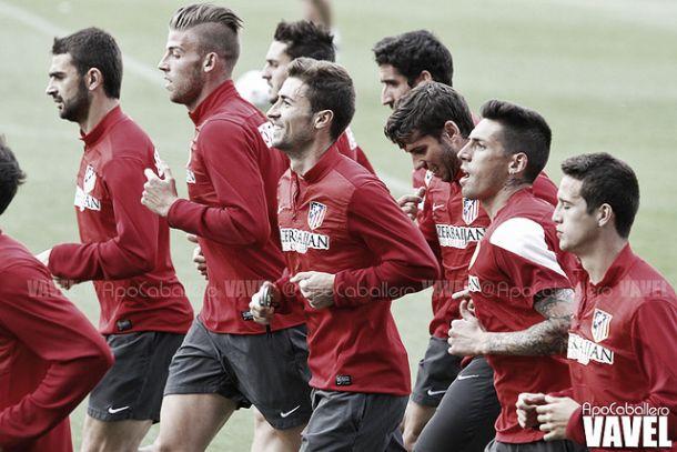 Sem Diego Costa, Simeone prepara Atlético com três volantes para final