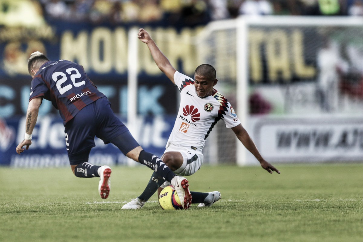 Atlante perdió frente al América en su segundo partido de preparación