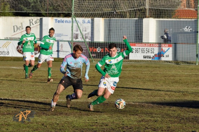 Atlético Astorga - Celta de Vigo B: primera final en busca de la permanencia