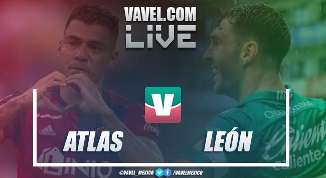 Resultado Atlas vs León (0-0)