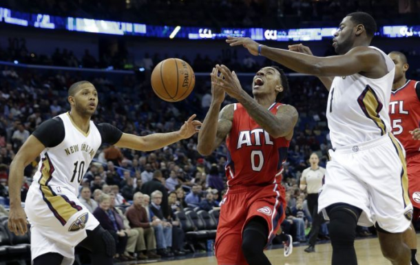 New Orleans Pelicans Rout Hawks, 115-100, To Snap Atlanta ...