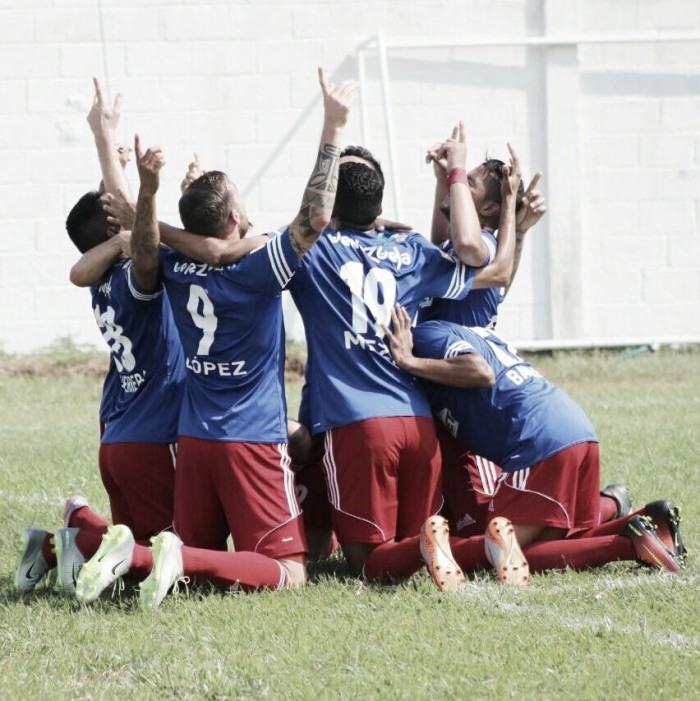 Atlético Venezuela mantiene pleno como visitante