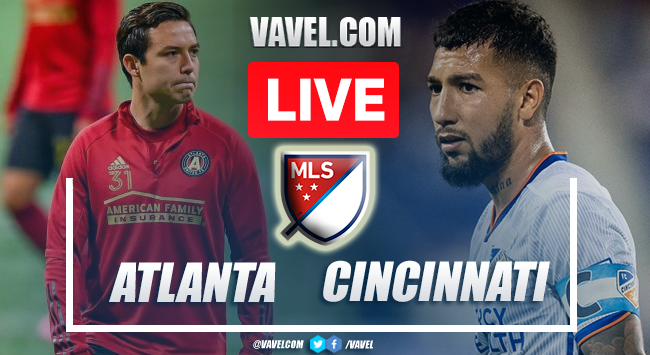 Goals and Highlights: Atlanta 4-0 Cincinnati in MLS