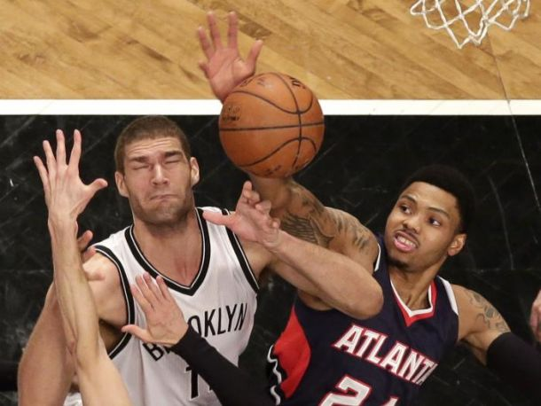 Hawks Rout Nets 111-87 To Win Series 4-2, Advance To Conference Semis