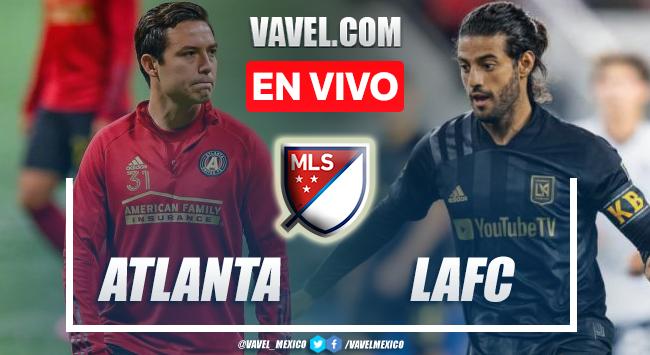 Gol y resumen del Atlanta United 1-0 LAFC en MLS 2021