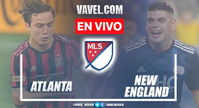 Gol y resumen del Atlanta United 0-1 New Englanden MLS 2021
