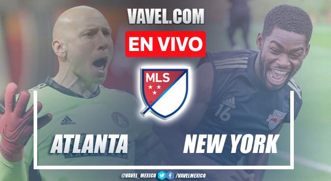 Resumen del Atlanta United 0-0 New York RB en MLS 2021