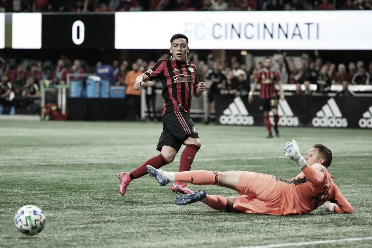 Atlanta United cumple con el trámite