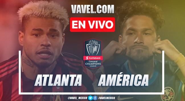 Goles y Resumen del Atlanta United 1-0 América en la Concachampions 2020
