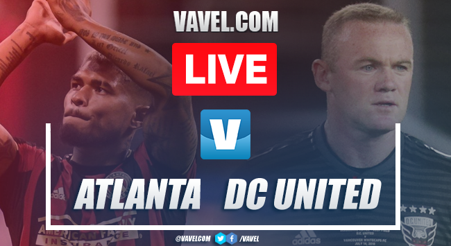 Atlanta United vs DC United: LIVE Stream and Score Updates (0-0)