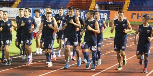 Los Potros inician pretemporada rumbo al Clausura 2015
