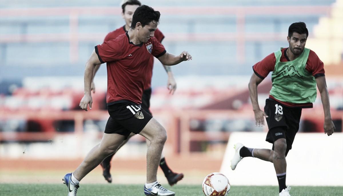 """Jairo Velez: """"El equipo esta muy comprometido y unido"""""""