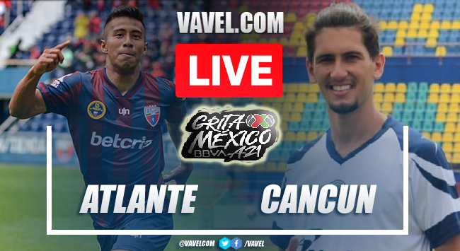 Goal and Highlights: Atlante 1-0 Cancun in Liga Expansion MX