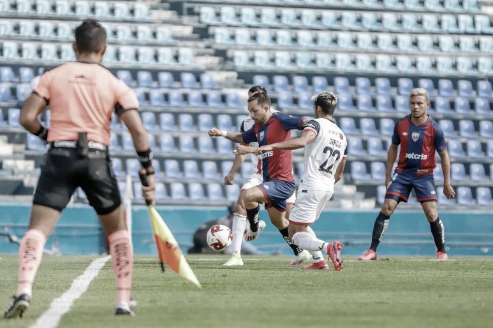 Cancha azulgrana: el reencuentro con la victoria en el Estadio Azulgrana
