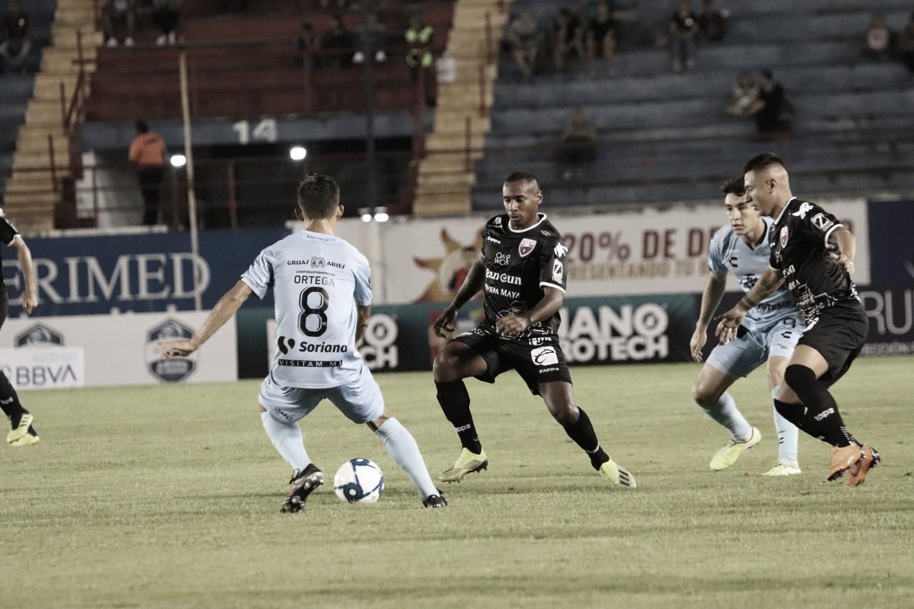 Atlante y Tampico empatan en el 'Jueves de Ascenso'
