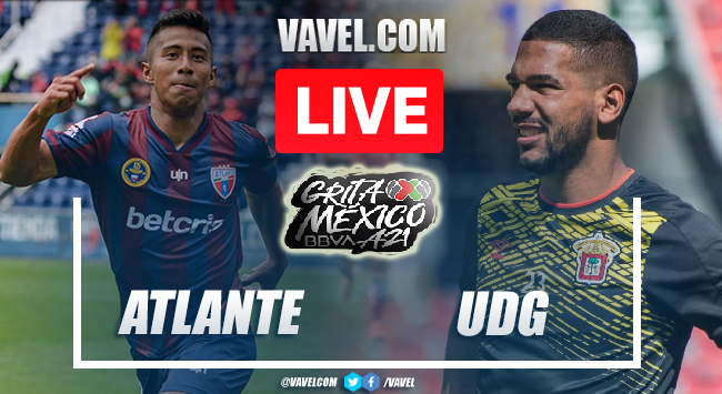 Goals and Highlights: Atlante 2-0 Leones Negros in Liga Expansion MX