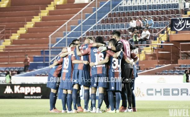 Fotos e imágenes del Atlante 1-0 Lobos BUAP del partido de Ida de las Semifinales del Ascenso MX