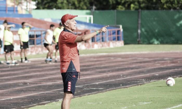 """Sergio Bueno: """"El equipo está en el camino correcto"""""""