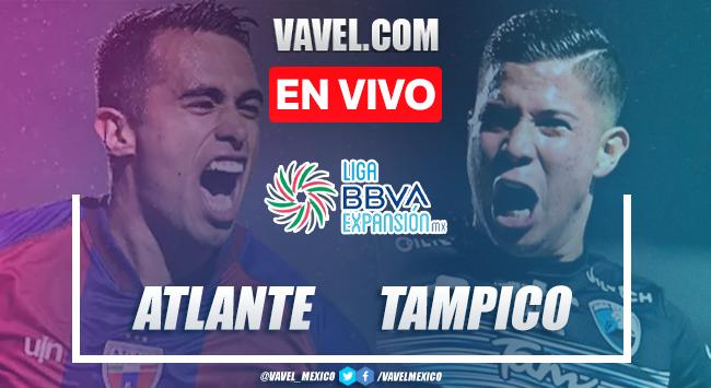 Goles y resumen del Atlante 2-3 Tampico Madero en Final Liga de Expansión MX 2020