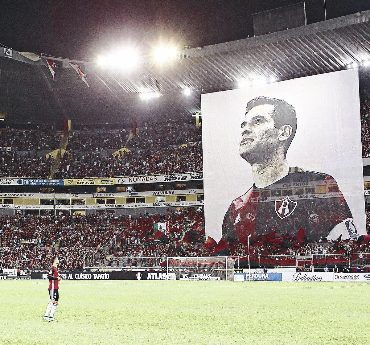 Rafa Marquez Bids His Home An Adios One Last Time