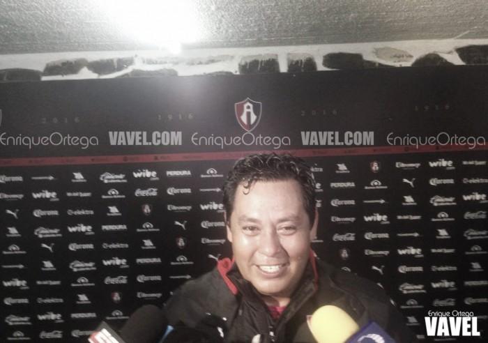 'Jerry' Estrada, en júbilo por el título Sub-20