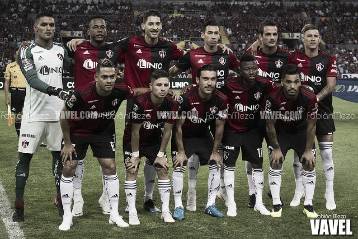 Madriguera rojinegra: Jornada 1 Apertura 2018
