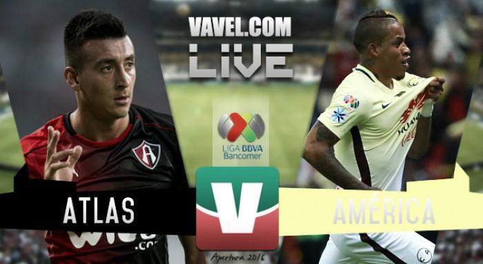 Romero rescata un punto para el América en el Jalisco