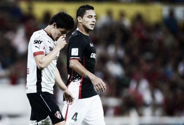 Atlas roza el fracaso en Libertadores