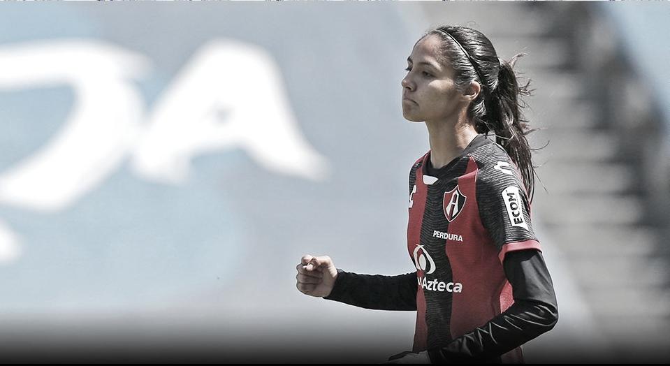 Alison González comanda triunfo de Atlas Femenil en Puebla