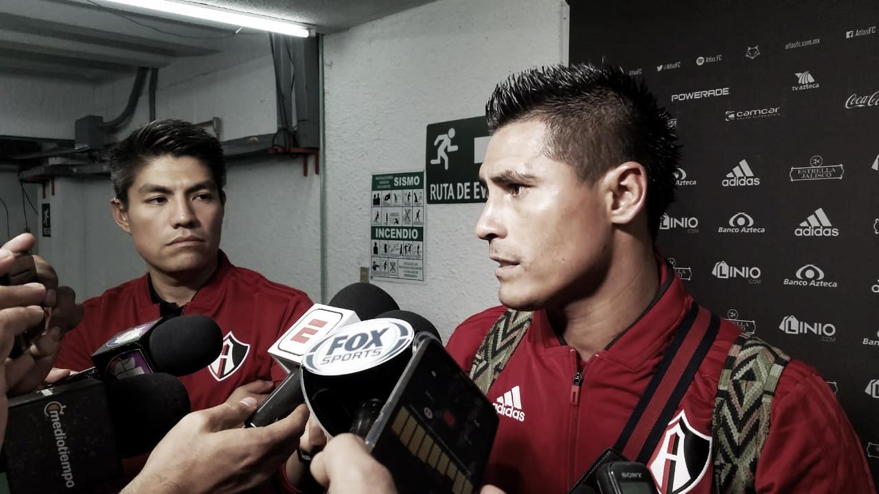 """Osvaldo Martínez: """"No vamos a bajar los brazos, queremos ser un equipo competitivo"""""""