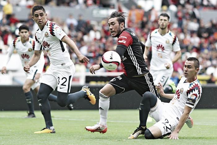 El Estadio Azteca le sienta bien a los Rojinegros
