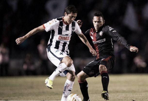 Atlas - Monterrey: ansiada victoria en casa