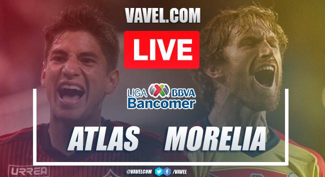 Goals and Highlights: Atlas 1-3 Monarcas Morelia, 2020 Liga MX