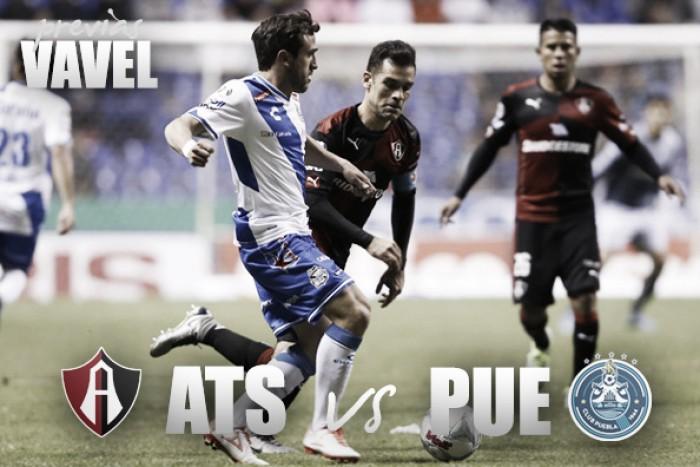 Previa Atlas - Puebla: A reencontrase con la victoria