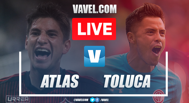 Atlas vs Toluca: Live Stream Online TV Updates and How to Watch Liga MX 2019 (0-0)