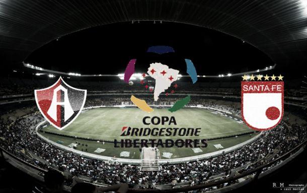 Atlas - Santa Fe: comienza el sueño de la Libertadores